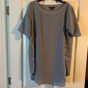 Banana Republic striped tunic
